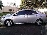 Toyota corolla xli 1.8 ano 2010