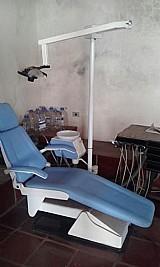 Cadeira de dentista completa (sem raio x)