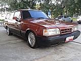 Chevrolet caravan vermelho 1991
