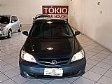 Honda civic preto 2004/2004 - 2004