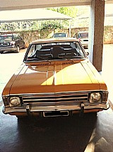 Chevrolet opala amarelo 1980