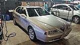 Alfa romeo 166 prata - 2000