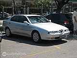 Alfa romeo 166 3.0 v6 24v gasolina 4p automático 1999/1999