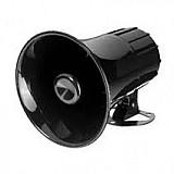 Sirene corneta ecp p/ centrais alarme cerca elet. veiculos