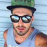 Oculos de sol masculino espelhado veludo estiloso aveludado