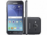 Smartphone samsung galaxy j2 tv duos 8gb preto - dual chip 4g cam. 5mp tela 4.7
