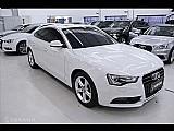 Audi a5 sportback ambiente multitronic branco 2014