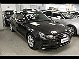 Audi a5 sportback ambiente multitronic 1.8 tfsi 16v preto 2015