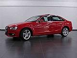 Audi a4 ambiente 1.8 tfsi multitronic vermelho 2015