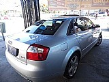 Audi a4 1.8 tip./ multitronic turbo prata 2005