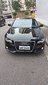 Audi a4 2.0 turbo multtrinic blindado 2011