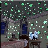 Adesivos de parede luminosos em promocao