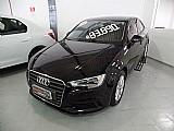 Audi a3 sedan 1.4 16v tb fsi s-tronic 4p preto 2015
