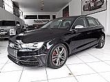 Audi s3 2.0 tfsi sportback quattro gasolina preta 2014