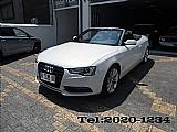 Audi a5 conversivel 2.0 tfsi cabriolet ambition 16v 2014 branco