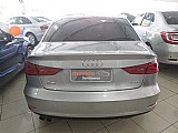 Audi a3 sedan 1.4 16v prata 2015