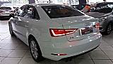 Audi a3 1.4 tfsi sedan branco 2015/2015