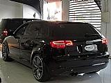 Audi a3 sport 2.0 16v turbo fsi s tronic preto 2009