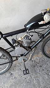 Bicicleta motorizada 80cc bicimoto