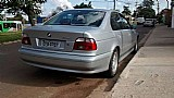 Bmw serie 5 528i/ia prata 1996