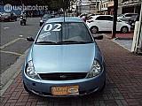 Ford ka 1.0 mpi gl 8v gasolina 2p manual 2002/2002