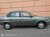 Corsa 1.0 mpfi wind sedan 8v gasolina 4p manual 2001/2001