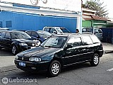 Parati 1.8 mi cl 8v gasolina 2p manual preto 1997/1997