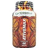 Ativemax estimulante com 22 nutrientes 60 caps 100% natural