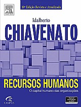 Livro - recursos humanos. o capital humano das organizacoes