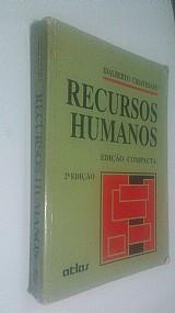 Livro recursos humanos - idalberto chiavenato 2 ed