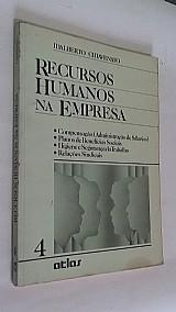 Livro recursos humanos na empresa 4 - idalberto - lojaabcd