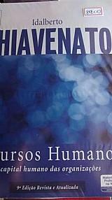 Livro recursos humanos capital humano das organizacoes ( idalberto chiavenato)