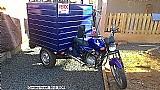 Triciclo bau honda cg150