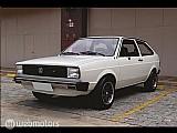 Volkswagen gol 1.3 c 8v �lcool 2p manual 1980/1980