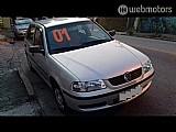 Volkswagen gol 1.0 mi plus 16v gasolina 4p manual g.iii 2001/2001