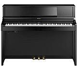 Banco para piano roland lx7 cb   banqueta bcn05   estante ksc84 - loja