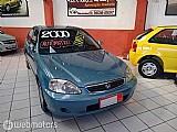 Honda civic 1.6 ex 16v gasolina 4p autom�tico 2000/2000