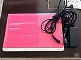 Netbook samsung rosa