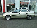 Chevrolet classic 1.0 mpfi life 8v flex 4p bege 2007/2008