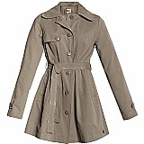 Promocao! lindo casaco/sobretudo feminino hering