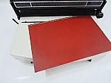 Kit p/ encadernacao - encadernadora  100 capas  100 espirais