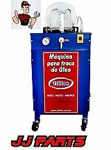 Maquina troca óleo vacuo 50 litros frete fratis sp cap g sp