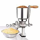 Moedor de graos maquina cereais moinho cafe milho mandioca