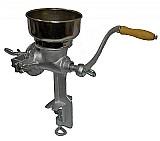 Moinho moedor de cafe grao c/ regulage,  liga inox s/ pintura