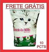 Areia silica - grossa aroma natural 10 pct frete gratis!!!!