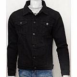 Jaqueta jeans masculino tamanho p,  m,  e g altissimo padrao