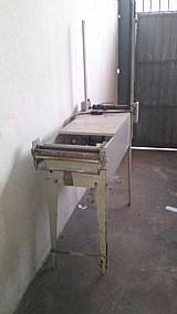 Maquinas de fralda usada