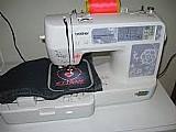 Maquina de bordar brother pe450