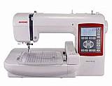 Maquina de bordar janome - mc230e