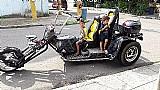 Triciclo lindo vistoriado 2016 troco moto ou carro